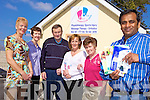 Owen to check name.PHYSIO: Chellepan Ramanathan (right), who has just begun a new physiotherapy service at Knockanure community centre, pictured with locals, l-r: Maggie Large, Catherine Kennelly, Tom Harrington, Trish???, Mary Flavin.