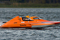 "Al Thompson, S-1  ""Tenacity"" and Doug Martin,S-33 ""Keen's Sunday Money"" (2.5 Litre Stock hydroplane(s)"