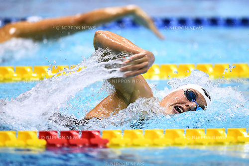 Katinka Hosszu (HUN), <br /> OCTOBER 26, 2016 - Swimming : FINA Swimming World Cup Tokyo <br /> Women's 200m Freestyle Final <br /> at Tatsumi International Swimming Pool, Tokyo, Japan. <br /> (Photo by AFLO SPORT)