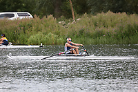 Race: 114: MasG 1x  Final<br /> <br /> Peterborough Summer Regatta 2017 - Saturday<br /> <br /> To purchase this photo, or to see pricing information for Prints and Downloads, click the blue 'Add to Cart' button at the top-right of the page.