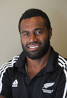 Tomasi Cama. NZ sevens team headshots at James Cook Hotel, Wellington on Thursday, 27 January 2011. Photo: Dave Lintott / lintottphoto.co.nz