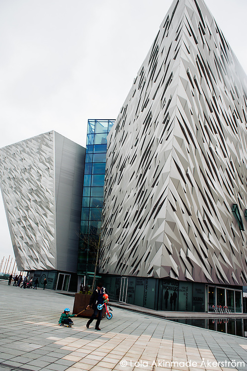 Ireland Landmarks and iconic buildings in Belfast