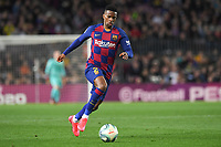Nelson Semedo<br /> Barcelona 02-02-2020 Camp Nou <br /> Football 2019/2020 La Liga <br /> Barcelona Vs Levante <br /> Photo Paco Larco / Panoramic / Insidefoto <br /> ITALY ONLY