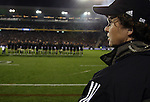 in the first international rugby test at Eden Park, Auckland, New Zealand, Saturday, June 02, 2007. The All Blacks beat France 42-11.