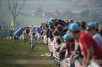 World Champion Thalita de Jong (NED/Rabo-Liv)<br /> <br /> 25th Koppenbergcross 2016