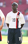 United States' Alex Nimo on Sunday, March 25th, 2007 at Raymond James Stadium in Tampa, Florida. The United States Men's Under 17 National Team defeated El Salvador in a U-17 international friendly.