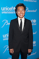 NEW YORK, NY - NOVEMBER 27: Vern Yip attends the Unicef SnowFlake Ball at Cipriani 42nd Street on November 27, 2012 in New York City. © Diego Corredor/MediaPunch Inc. .. /NortePhoto