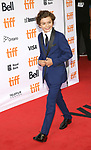 Noah Jupe attends the 'Suburbicon' premiere during the 2017 Toronto International Film Festival at Princess of Wales Theatre on September 9, 2017 in Toronto, Canada.