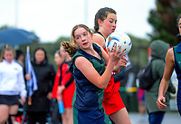 Netball. 2019 AIMS games at Bay Arena in Mount Maunganui, New Zealand on Tuesday, 10 September 2019. Photo: Dave Lintott / lintottphoto.co.nz