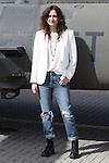 Spanish actress Berta Hernandez attends 'Zona Hostil' photocall at the FAMET Military Base in Colmenar Viejo, Spain. March 06, 2017. (ALTERPHOTOS / Rodrigo Jimenez)