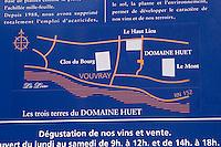 Domaine Huet, Vouvray, Touraine, Loire, France