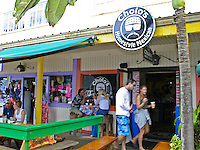 Cholo's restaurant serves delicious, authentic mexican cuisine. Located in the North Shore Marketplace in the town of Haleiwa on Oahu's north shore.