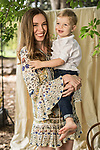 Sunday Mail  Fashion with Mirella , Mothers day,  Mohters from @The Models with their children in Botanic park . Photo: Nick Clayton