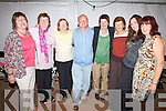 Pictured at the Village Marquee Rockabilly Charity Fundraiser in Waterville on Sunday night last were l-r; Joan Hewis, Helen O'Sullivan, Joan Griffin, Michael O'Leary, Bernie Curran, Monic Moran, Rosemary O'Connell & Margaret O'Connell.