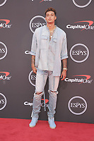 10 July 2019 - Los Angeles, California - Kyle Kuzma. The 2019 ESPY Awards held at Microsoft Theater. Photo Credit: PMA/AdMedia