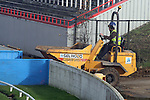 TRACK CONSTRUCTION<br /> CENTRAL PARK<br /> FRIDAY 23RD NOVEMBER 2012