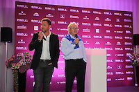 The Evian Championship 2014 Opening Ceremony