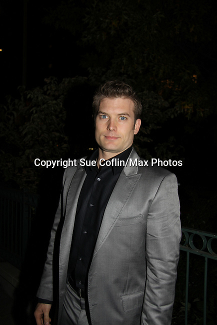 Mark Lawson attends ABC Daytime Soap Casino Night with the Stars on October 28, 2010 at Guastavinos, New York City, New York. (Photo by Sue Coflin/Max Photos)
