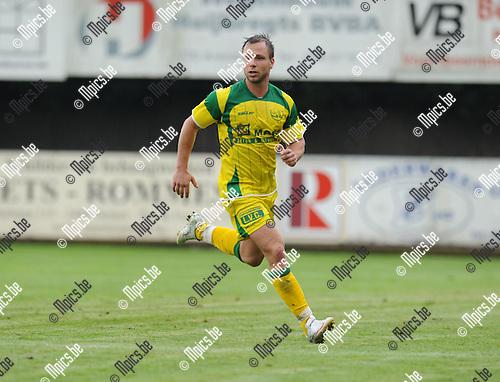 2011-07-20 / Voetbal / seizoen 2011-2012 / Witgoor Sport / Marco Nys..Foto: mpics