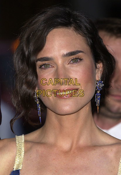 JENNIFER CONNELLY.GQ Men of the Year Awards, Royal Opera House, London, 7th September 2004..portrait headshot connolley connolly.Ref: PL.www.capitalpictures.com.sales@capitalpictures.com.©Capital Pictures.