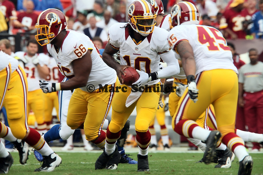 QB Robert Griffin III (Redskins)