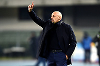 Domenico Di Carlo coach of Chievo <br /> Verona 8-2-2019 Stadio Bentegodi Football Serie A 2018/2019 Chievo Verona - AS Roma <br /> Foto Image Sport / Insidefoto