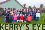 Great numbers participating in the Football Battle of the Clan's in Ballinskelligs on St Stephens Day.  3 ladies teams took part - the Lyons, Murphys & O'Sullivans, while 4 male teams competed for the title and they were the  Walshe's, O'Sheas, Currans & McGills.