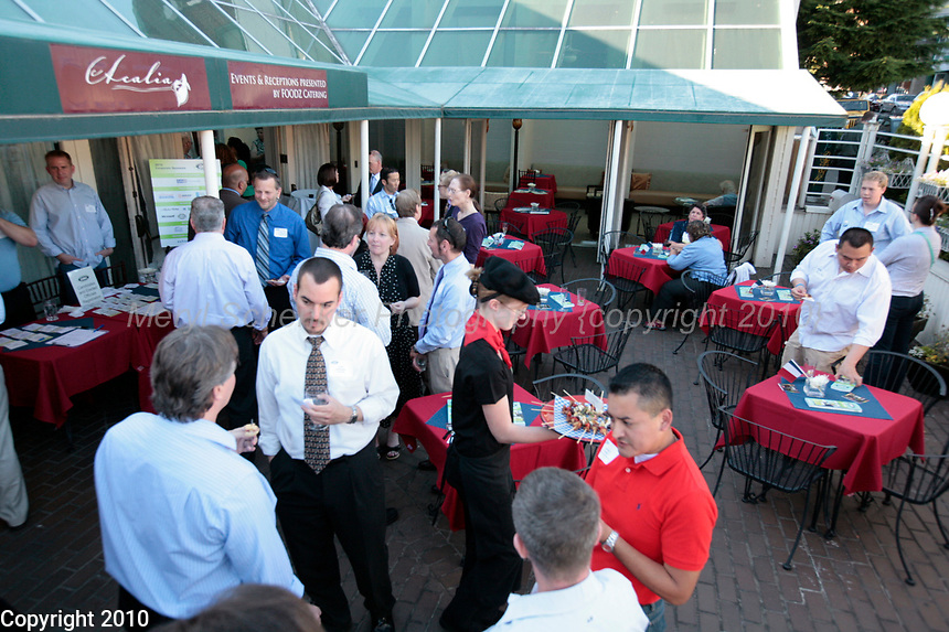 GSBA -2010 Candidate Reception at Acalia Events & Receptions by Foodz Catering- Photos by Meryl Schenker