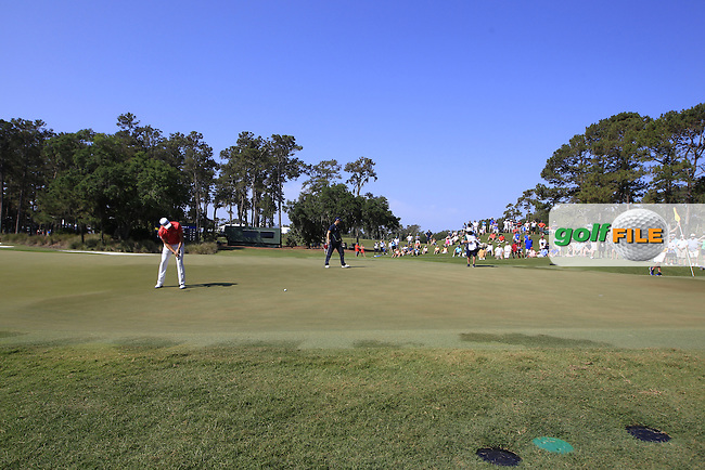 Henrik Stenson (SWE) during round 1of the Players, TPC Sawgrass, Championship Way, Ponte Vedra Beach, FL 32082, USA. 12/05/2016.<br /> Picture: Golffile   Fran Caffrey<br /> <br /> <br /> All photo usage must carry mandatory copyright credit (&copy; Golffile   Fran Caffrey)