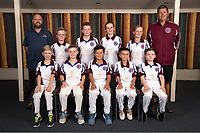 Year 6 Reds. Eastern Suburbs Cricket Club junior team photos at Easts Cricket clubrooms in Kilbirnie, Wellington, New Zealand on Monday, 5 March 2018. Photo: Dave Lintott / lintottphoto.co.nz