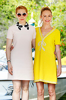 VENICE, ITALY - SEPTEMBER 01: Zosia Mamet and Kate Bosworth are seen arriving at the Hotel Excelsior during the 74th Venice Film Festival on September 01, 2017 in Venice, Italy.  Credit: John Rasimus/MediaPunch ***FRANCE, SWEDEN, NORWAY, DENARK, FINLAND, USA, CZECH REPUBLIC, SOUTH AMERICA ONLY***