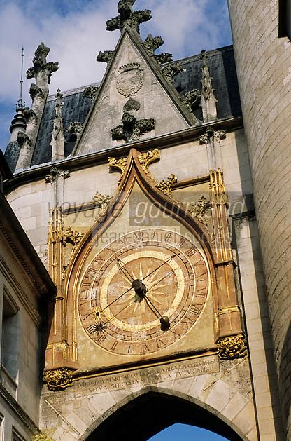 Europe/France/89/Yonne/Auxerre: Tour de l'Horloge XVème siècle