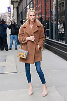 NEW YORK, NY - FEBRUARY 11: Nicky Hilton Rothschild  at BUILD SERIES on February 11, 2019 in New York City. Credit: Diego Corredor/MediaPunch