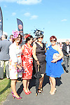 Sardra Finnegan, Claire Coyne, Noelle Clarke and Abby Butler at the Bellewstown Races 2011...(Photo credit should read Jenny Matthews www.newsfile.ie)....This Picture has been sent you under the conditions enclosed by:.Newsfile Ltd..The Studio,.Millmount Abbey,.Drogheda,.Co Meath..Ireland..Tel: +353(0)41-9871240.Fax: +353(0)41-9871260.GSM: +353(0)86-2500958.email: pictures@newsfile.ie.www.newsfile.ie.
