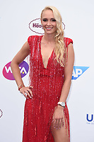 Donna Vekic at the Women's Tennis Association 's (WTA) Tennis on The Thames evening reception at OXO2, London, UK. <br /> 28 June  2018<br /> Picture: Steve Vas/Featureflash/SilverHub 0208 004 5359 sales@silverhubmedia.com