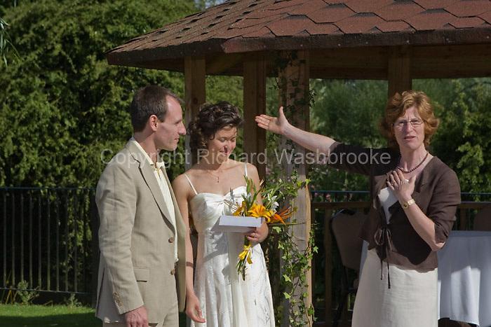 Wedding - Natalie & Tony  29th July 2007