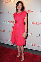 "NEW YORK, NY - NOVEMBER 12: Carla Gugino at the New York Premiere Of The Weinstein Company's ""Philomena"" held at Paris Theater on November 12, 2013 in New York City. (Photo by Jeffery Duran/Celebrity Monitor)"