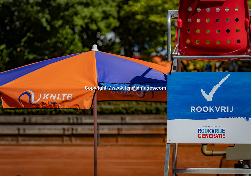 Hilversum, Netherlands, August 6, 2018, National Junior Championships, NJK, ambiance<br /> Photo: Tennisimages/Henk Koster