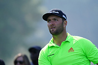 Jon Rahm (ESP) In action during the third round of the The Genesis Invitational, Riviera Country Club, Pacific Palisades, Los Angeles, USA. 14/02/2020<br /> Picture: Golffile | Phil Inglis<br /> <br /> <br /> All photo usage must carry mandatory copyright credit (© Golffile | Phil Inglis)