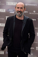 Spanish actor Javier Camara during the presentation of the film &quot;Truman&quot; at NH Tepa&acute;s Palace in Madrid October 26, 2015. <br /> (ALTERPHOTOS/BorjaB.Hojas) /NortePhoto