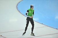 SCHAATSEN: HEERENVEEN: 29-12-2013, IJsstadion Thialf, KNSB Kwalificatie Toernooi (KKT), 1500m, Ireen Wüst, ©foto Martin de Jong