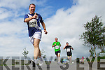 Gerard Moran, Paddy Harty and Danny Nash pictured at the Rose of Tralee International 10k Race in Tralee on Sunday.