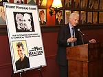 Tom Viertel attends the The Robert Whitehead Award presented to Mike Isaacson at Sardi's on May 10, 2017 in New York City.