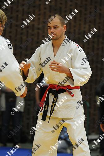2010-10-23 / Judo / Vlaams Kampioenschap Herentals / Dez de Somer..Foto: Mpics