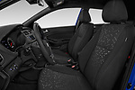 Front seat view of a 2019 Hyundai i20 Twist 5 Door Hatchback front seat car photos