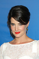 Cobie Smulders at the 2012 CBS Upfront at The Tent at Lincoln Center on May 16, 2012 in New York City. © RW/MediaPunch Inc.