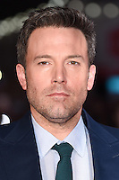 "Ben Affleck<br /> at the ""Batman vs Superman: Dawn of Justice"" premiere, Odeon Leicester Square, London<br /> <br /> <br /> ©Ash Knotek  D3101 22/03/2016"