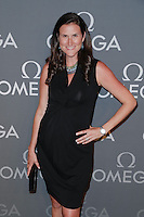 New York, NY - June 10 : Lydia Fenet  attends the OMEGA Speedmaster Dark Side<br /> of the Moon Launch Event held at Cedar Lake on June 10, 2014 in<br /> New York City. Photo by Brent N. Clarke / Starlitepics