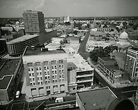 1961 August 11..Redevelopment.Downtown North (R-8)..Downtown Progress..North View from VNB Building..HAYCOX PHOTORAMIC INC..NEG# C-61-5-78.NRHA#..