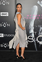 www.acepixs.com<br /> <br /> April 3 2017, LA<br /> <br /> Elizabeth Frances arriving at the premiere of AMC's 'The Son' at the ArcLight Hollywood on April 3, 2017 in Hollywood, California. <br /> <br /> By Line: Peter West/ACE Pictures<br /> <br /> <br /> ACE Pictures Inc<br /> Tel: 6467670430<br /> Email: info@acepixs.com<br /> www.acepixs.com